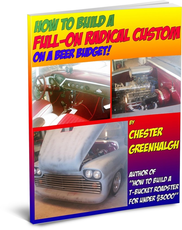 How to Build a Custom Cars or Custom Trucks